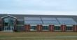 Solar panels on Westtown's Athletic Facility